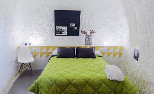 Cueva Rural Junior Suite Alcaraván