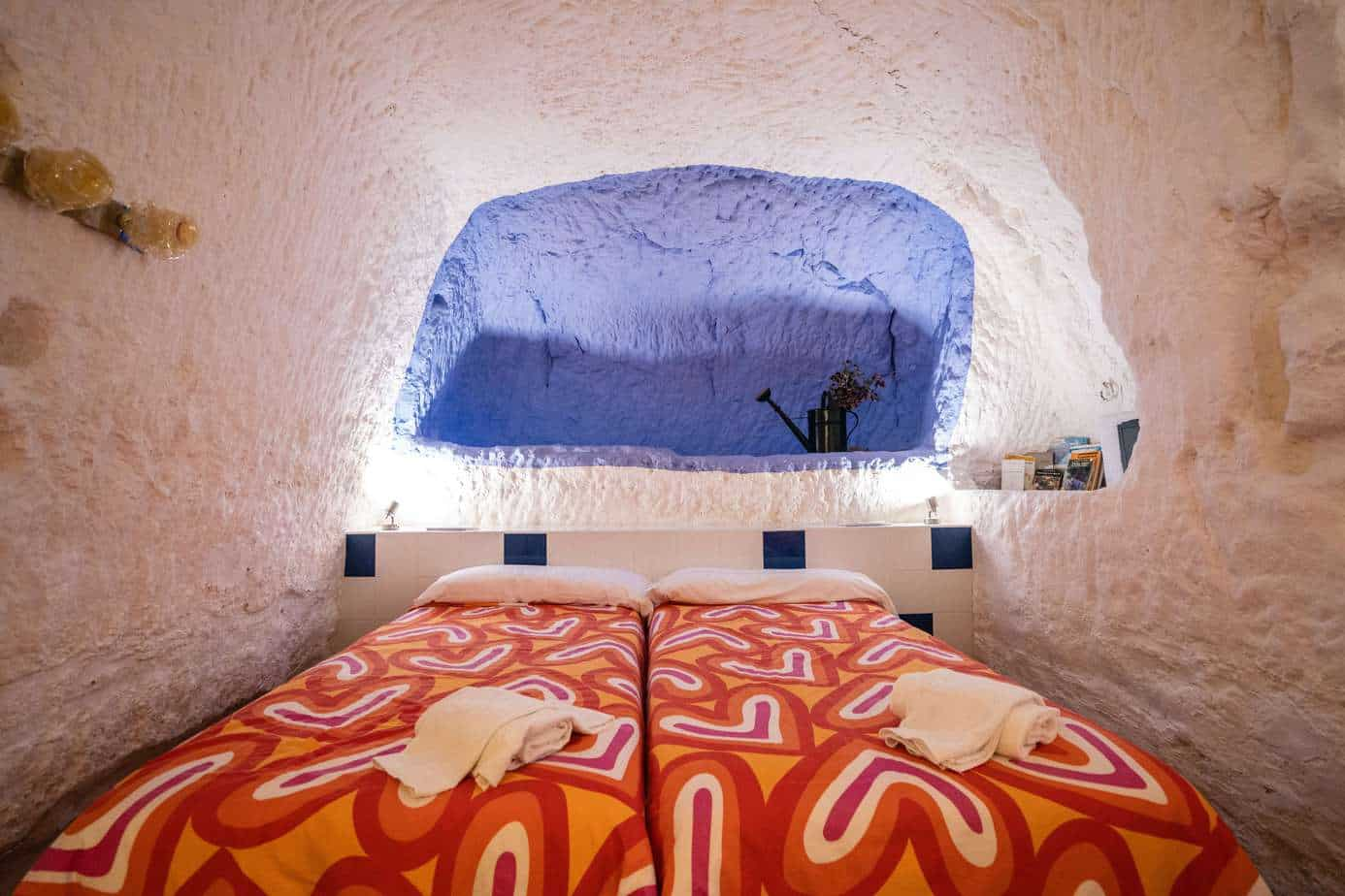 Cuevas de Bardenas- Cueva Perdiz