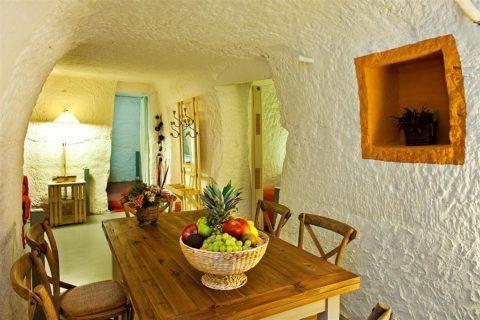 Maison troglodyte El Alimoche