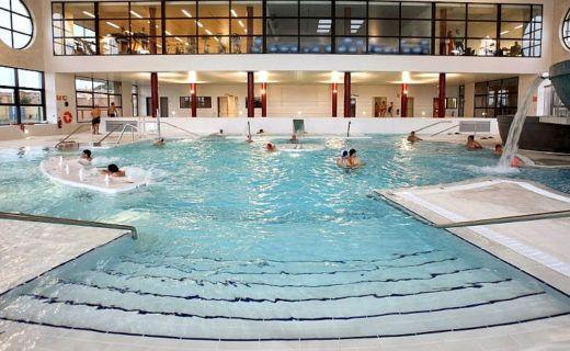 Thermal Spa Centre in Cascante