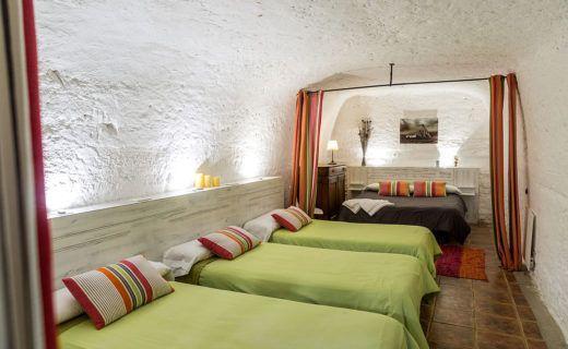 El Cobachón Cave House
