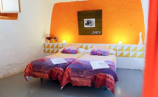 Cueva Rural Junior Suite Alondra