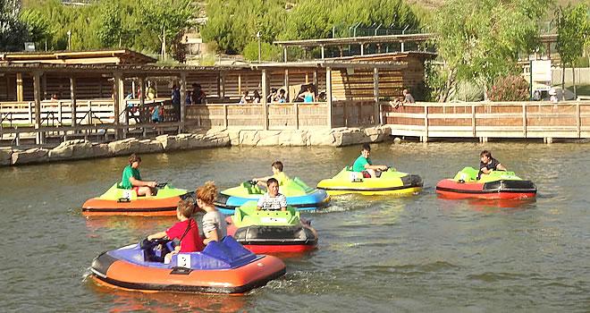 Alojamiento para Senda Viva, parque de atracciones en Navarra