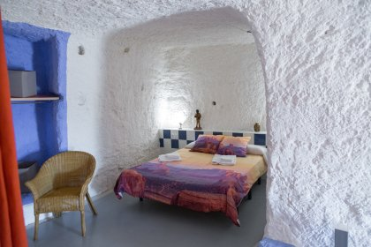 cueva-alondra-alojamiento-bardenas 10