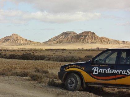 Actividades multiaventura en Las Bardenas