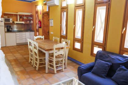 Alojamiento con cocina totalmente equipada