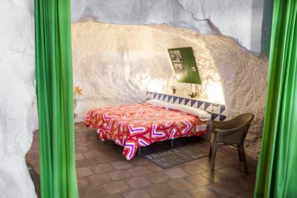 Alojamiento en casa cueva