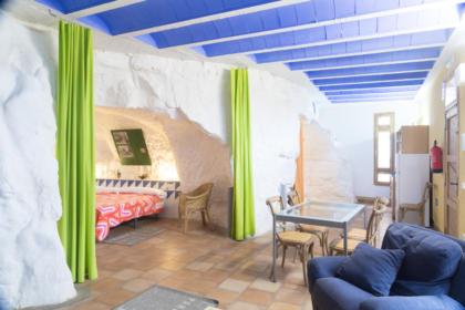 Alojamiento en casa cueva en Las Bardenas
