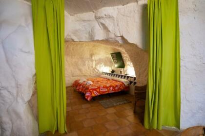 Cueva perdiz habitación doble